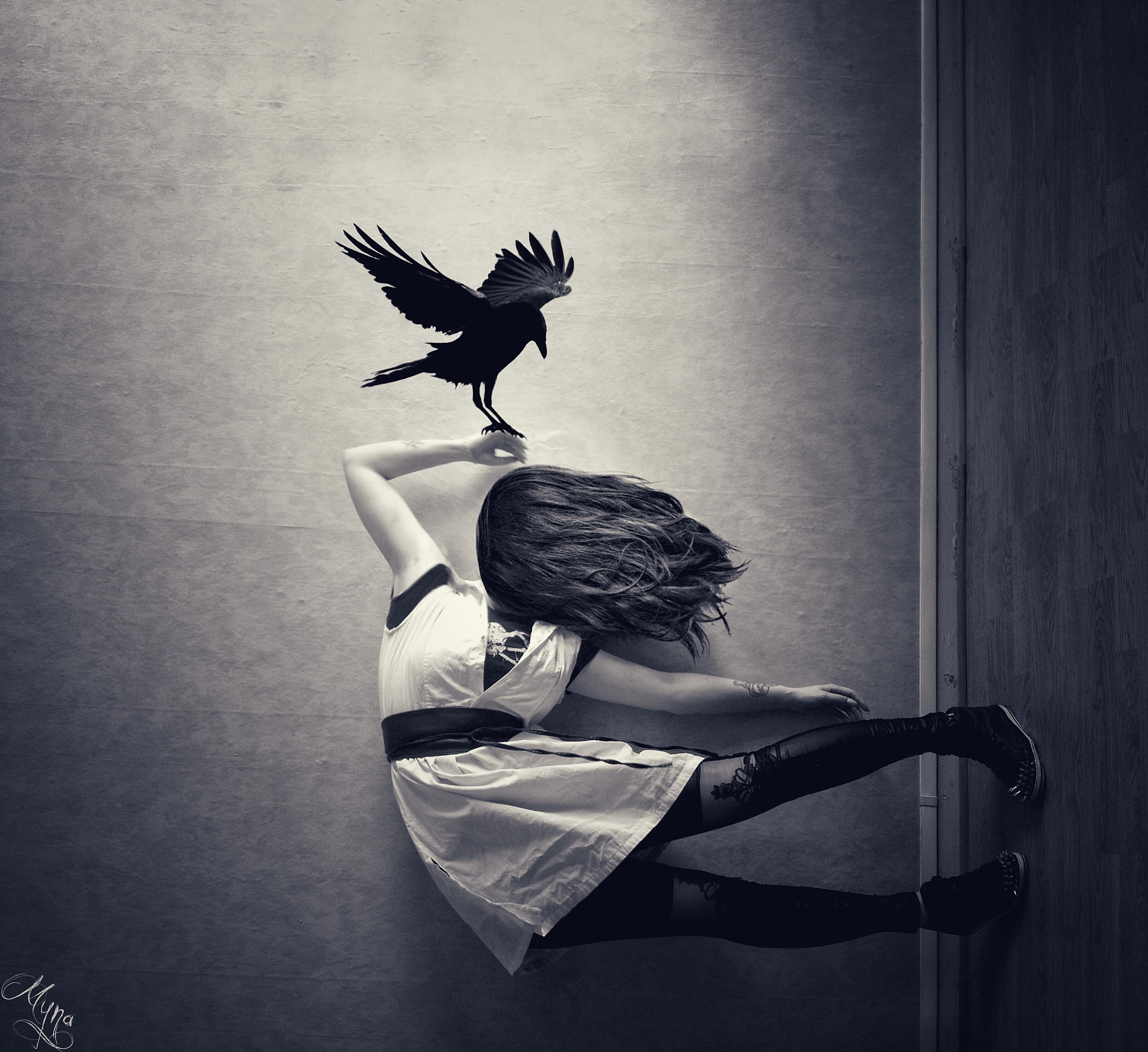 photographie digital dark art