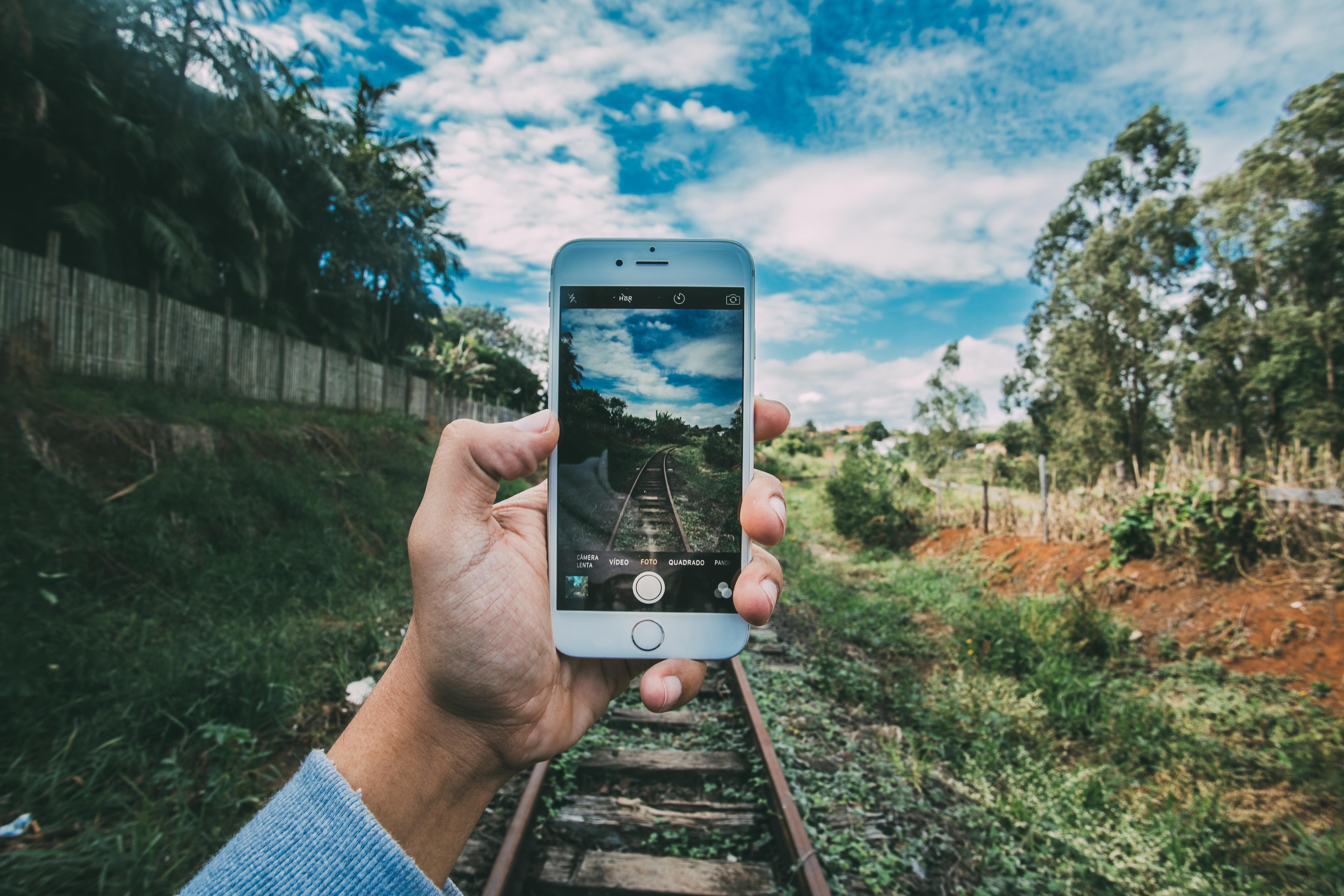 Accessoires photo pour Smartphone