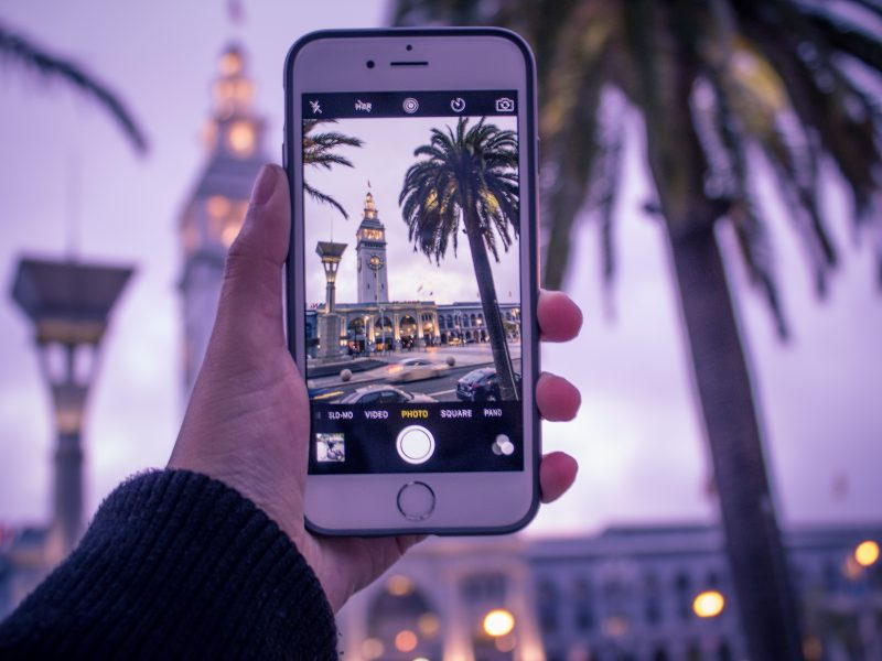 Applications photo pour smartphone