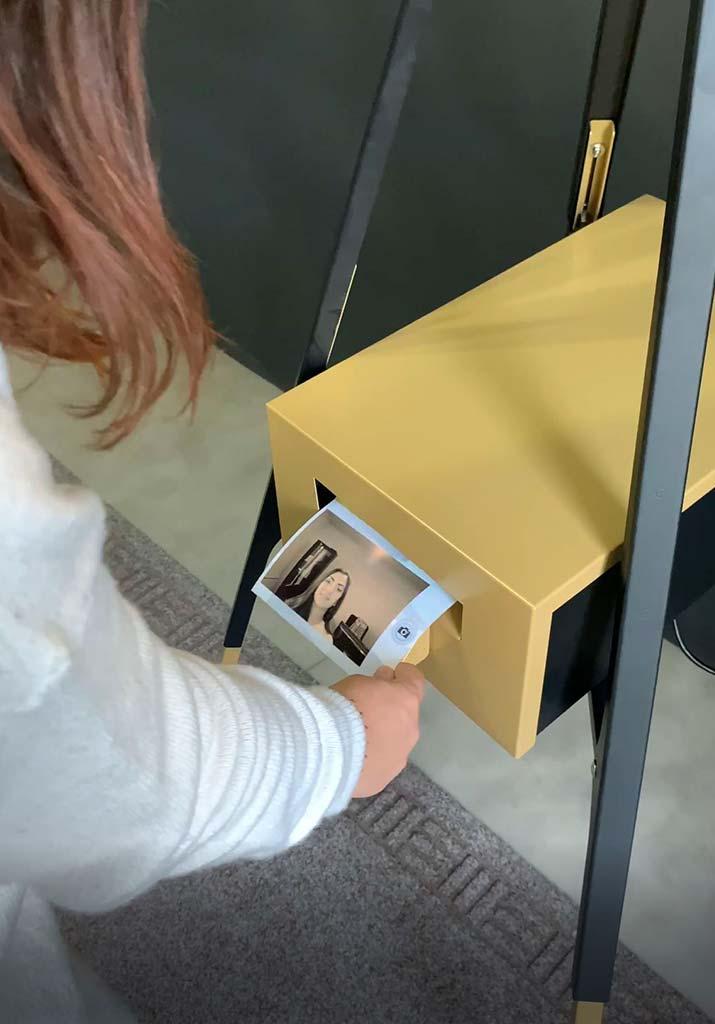 location borne photo - selfiebox - Yvelines - photobooth