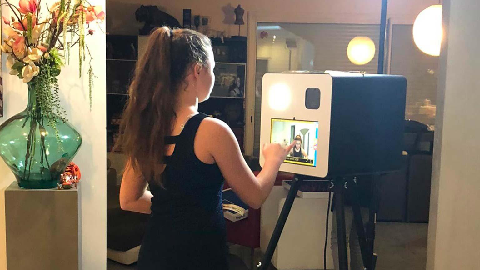 labelbox mini - photobooth - impression immédiate