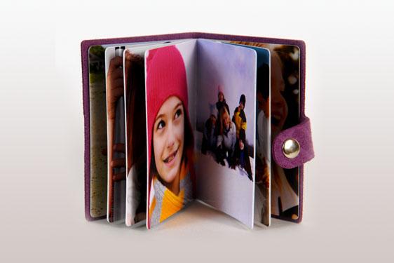 mini albums photos - souvenirs