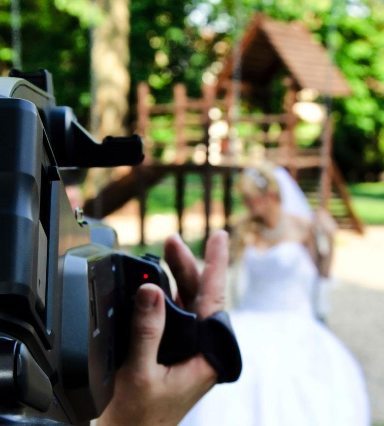 video mariage moment magique