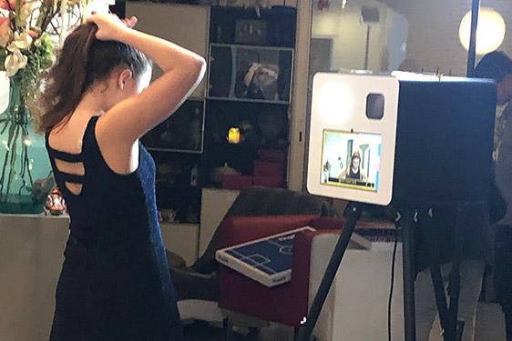 facebooth - location - borne photo selfie